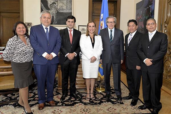 La PANC promueve participación cívica de Perú y Estados Unidos