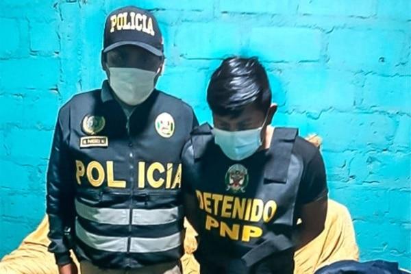 PNP desarticula red criminal dedicada al tráfico de migrantes en frontera con Chile