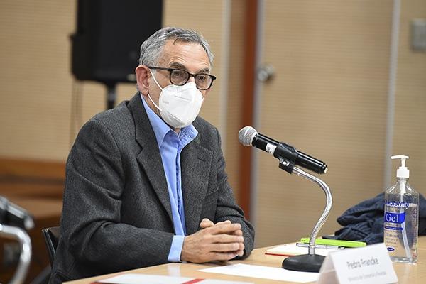 Pedro Francke: «Yo no veo que haya fraccionamiento» dentro del gabinete