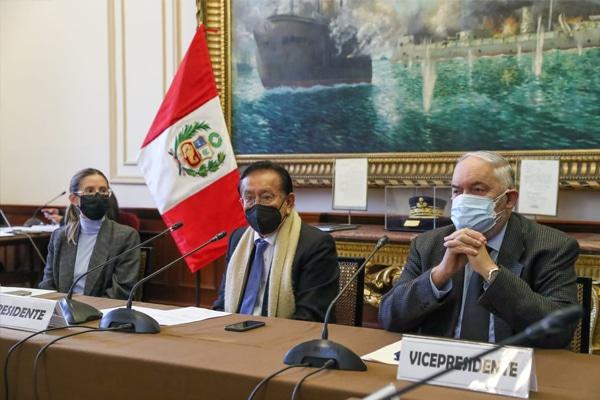 Congresista Balcázar de Perú Libre encabeza comisión especial del TC