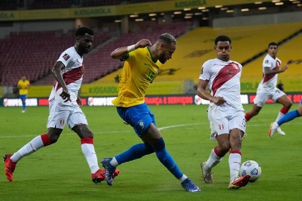 ¡NO SE PUDO! Perú cayó 0-2 ante Brasil por las eliminatorias sudamericanas