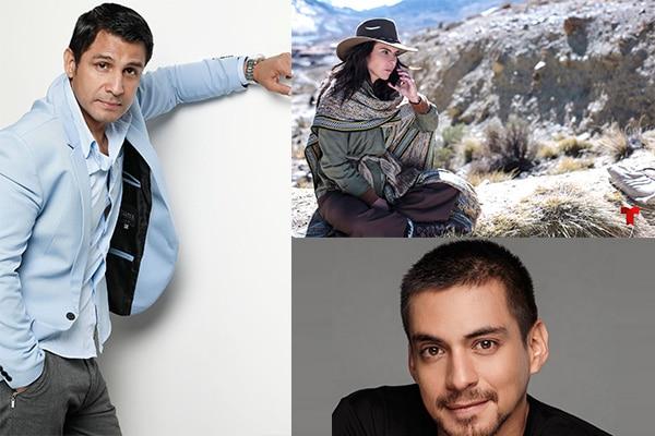Actores peruanos se lucirán en la 'Reina del Sur'
