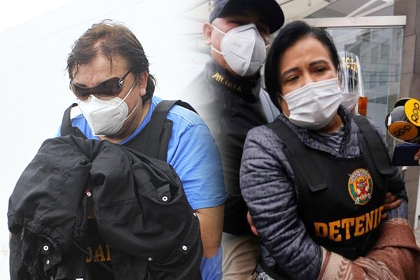 Richard Swing y Miriam Morales son acusados penalmente por contratación irregular en Ministerio de Cultura