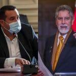 Franco Salinas sobre solicitud de pensión vitalicia de Sagasti: «Él observó la ley para su propio beneficio»