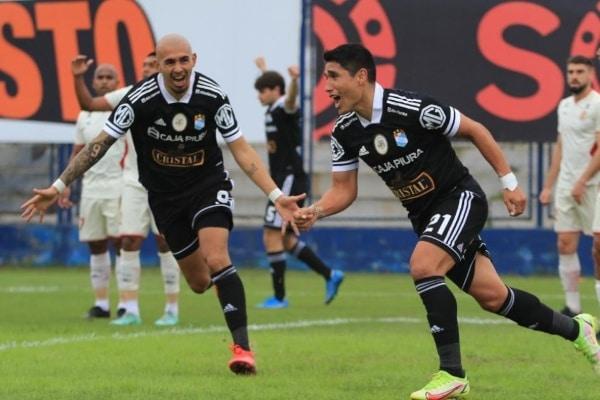 ¡UN BAILE! Sporting Cristal goleó 6-1 a UTC por la Liga 1 | VER GOLES