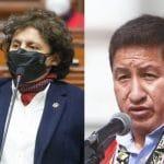 Susel Paredes denunció a Guido Bellido por discriminación ante la Fiscalía