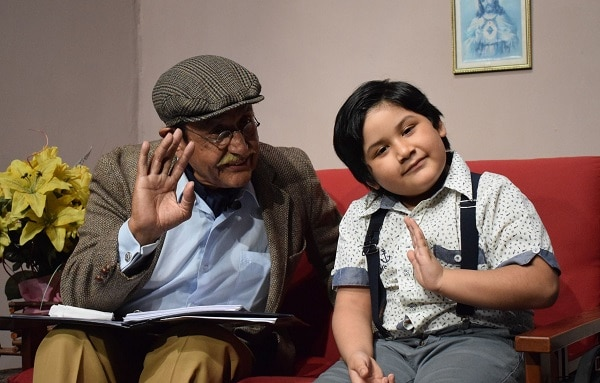 Reynaldo Arenas vuelve con teleserie virtual dirigido al público infantil
