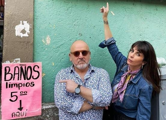 Carla García recordó cuando Beto Ortiz festejó su cumpleaños con Claudia Cisneros y Nicolás Lúcar: «Pudo ser 'El juego del calamar'»