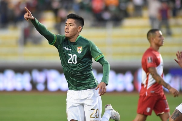 Perú vs. Bolivia: Ramiro Vaca marcó el 1-0 en las Eliminatorias Qatar 2022