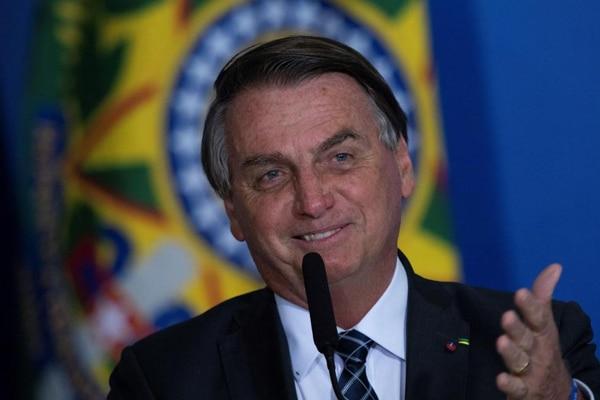 Presidente Bolsonaro decidió no vacunarse contra la COVID-19