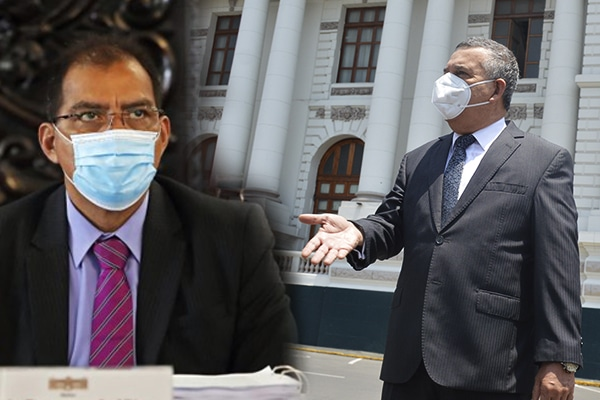 Urresti sobre designación de Barranzuela: «Polícias con hoja de vida intachable se sienten avergonzados»