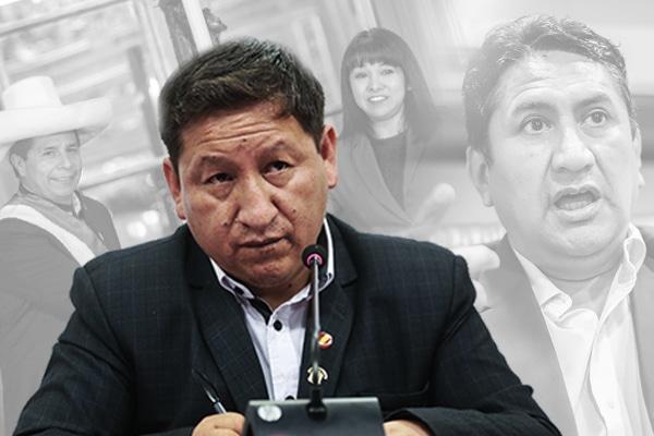 Guido Bellido reveló que ya sabía hace un mes y medio de la designación de Mirtha Vásquez