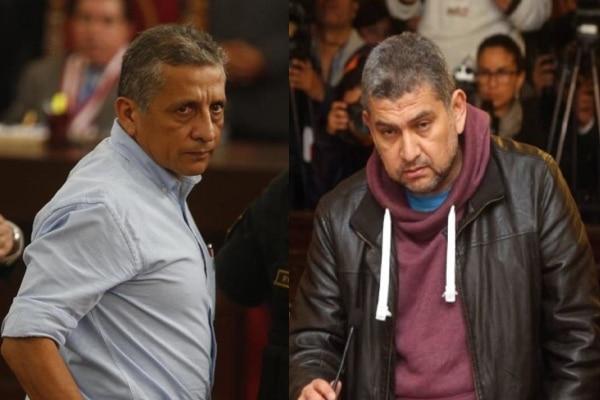 """Antauro se enfrenta a """"Cuello Blanco"""" Ríos"""