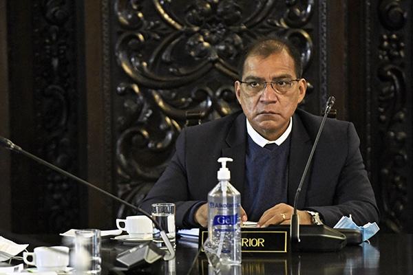Luis Barranzuela: exabogado de Cerrón y Bellido juró como ministro del Interior