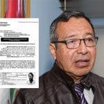 Madre de Dios: Fiscalía solicita 36 meses de prisión preventiva para el gobernador regional
