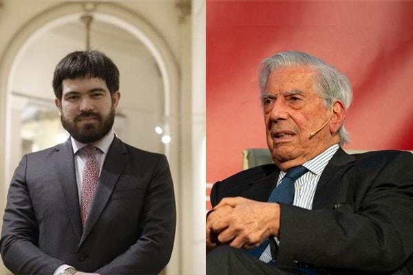 Mario Vargas Llosa invoca al Perú a firmar la solicitud de Lucas Ghersi