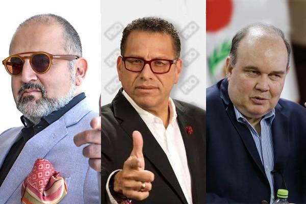 Ministerio Público desestima denuncia contra Phillip Butters, Beto Ortiz y López Aliaga