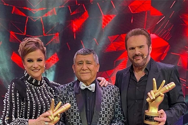 Mito Plaza tras ganar 'La Voz Senior 2021': «Nancy lo logramos»