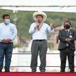 Pedro Castillo sobre voces de vacancia: «Así solo piensan los vagos»