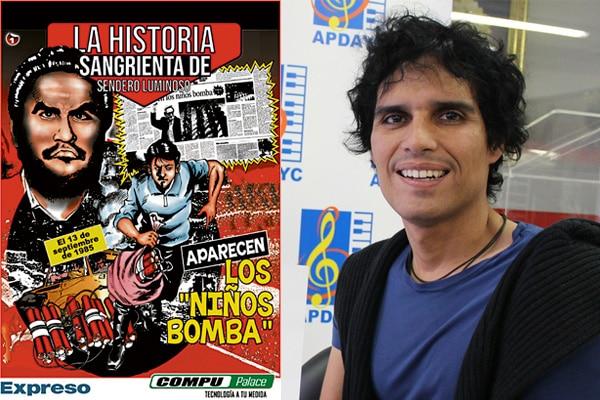 Pedrito Suárez-Vértiz recomienda comprar Diario Expreso