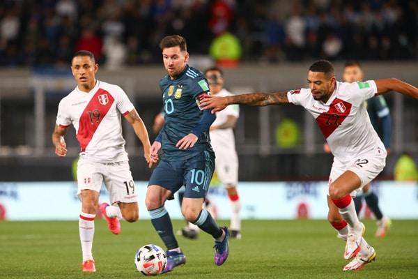 Perú vs. Argentina: la «albiceleste» se impone por 1-0 ante la Selección Peruana