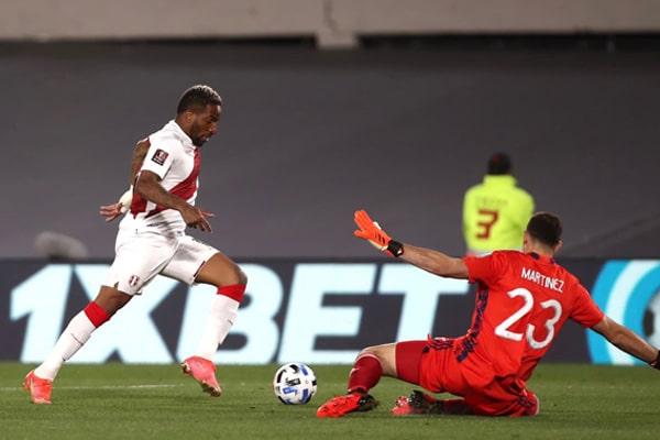 Perú vs. Argentina: la «blanquirroja» cayó 1-0 en Buenos Aires