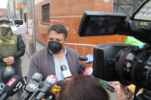 Richard Rojas sobre Venezuela: «Es una democracia. Las elecciones se dieron de una manera transparente»