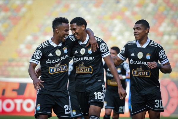 Liga 1: Sporting Cristal venció 4-3 a Binacional y sigue en la lucha por la Fase 2