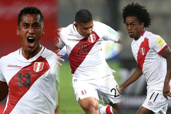 Selección Peruana: Renato Tapia, Edison Flores y Yordy Reyna fueron desconvocados por lesión