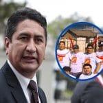 Dinámicos del Centro: encargado de capturar a miembros de presunta red es promoción de Cerrón
