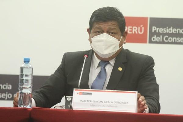 Walter Ayala: «Instalaremos la primera sirena de alerta sísmica en Lince y 144 a nivel nacional»