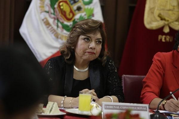 Fiscal de la Nación Zoraida Ávalos se contradice por acusar a Merino
