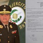 Ascensos: jefe de Estado Mayor denuncia reglaje